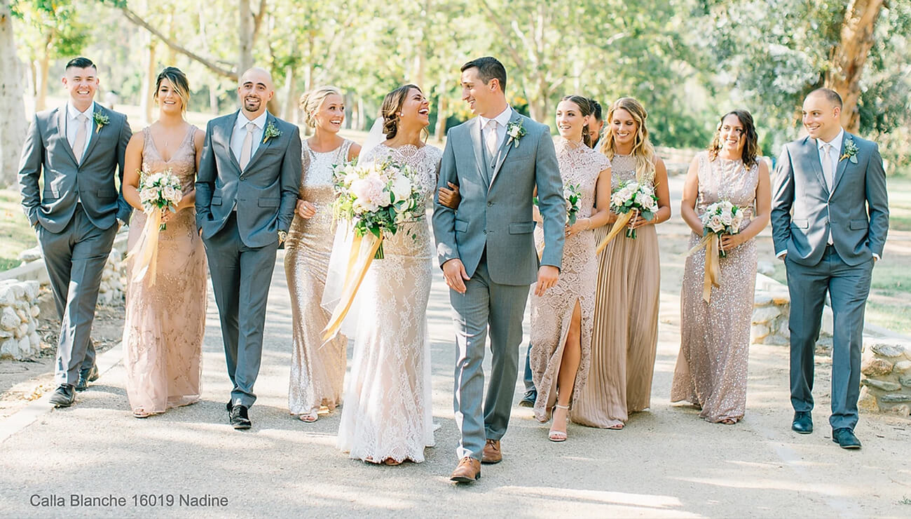 The Ultimate Guide to Choosing Your Perfect Wedding Dress   Calla ...